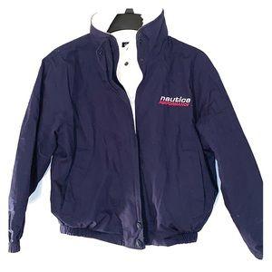 Vintge Nautica reverseable jacket